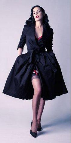 26c3992757e5 Dita Von Teese Womens Her Sexcellency Dress