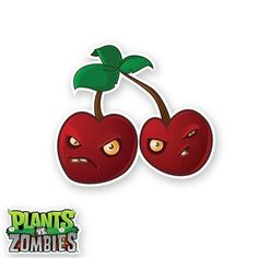 WALLS 360 wall graphics: Plants vs Zombies Plant XII http://www.walls360.com/plants-vs-zombies-plant-xii-p/9141.htm