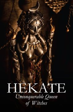 Hekate - Unconquerable Queen of Witches Booklet