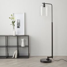 Sommerard triple arm floor lamp our new english cottage sommerard triple arm floor lamp our new english cottage pinterest floor lamp aloadofball Images