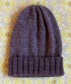 Simple Pleasures Hat | Purl Soho