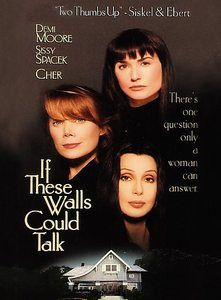 If These Walls Could Talk Good DVD Demi Moore Cher 026359136528 | eBay
