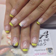 695 Mejores Imagenes De Unas Bellas Cute Nails Pretty Nails Y