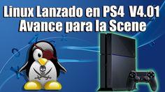 Linux en PS4 Avance para la Scene NOTICIA