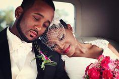 New Orleans Wedding - Mekisha and Clifton