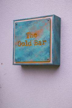 gold bar entrance