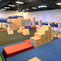 Origins Parkour & Athletic Facility - Gyms - Mount Pleasant ...