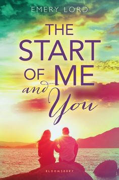 28. The Start of Me and You by Emery Lord - 4 stars. Review: http://eaterofbooks.blogspot.com/2015/02/review-start-of-me-and-you-by-emery-lord.html