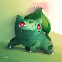 001Bulbasaur by PoundFFFFFF on deviantART