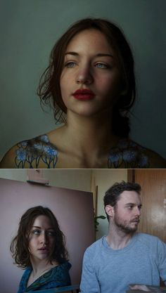 Marco Grassi. The details and life-like qualities are insane.
