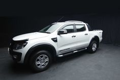 2014 Ford Ranger 2.2 WILDTRAK 2WD Hi-Rider A/T Model, Body type:Pickup Registration: 03/2014 Fuel Type: Diesel Engine Capacity2200 ( CC ) Transmission Automatic Color: White Doors:4 Mileage:30,xxx KM Manufacture Date 2014