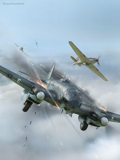 Battle of Britain Combat Archive Vol. 3 - 9th August on Behance