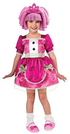 LALALOOPSY™ DELUXE JEWEL SPARKLES™ COSTUME 2-4