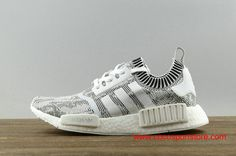 2017 NEW UA OFF White x Adidas NMD R1 Real Boost BA7546