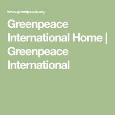 384938e3d8 Greenpeace International Home