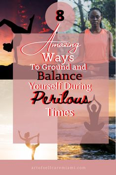 8 Amazing Ways To Ground And Balance Yourself During Perilous Times With the #pandemic still going on and all of the chaotic social injustices rampaging all over America, there is a lot of negative energy building up causing a lot of havoc in our lives. Learn how to unplug from this crazy world and take back your peace and positivity. #meditation #chakras #wellbeing #healing #positivity #selfcare #hygge #slowliving #balancingchakras #affirmations #outdoors #yoga Chakra Meditation, Chakra Healing, How To Open Chakras, Perilous Times, Social Media Break, Social Injustice, Very Scary, Me Time, Self Care Activities