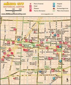 Mexico City Historic Area