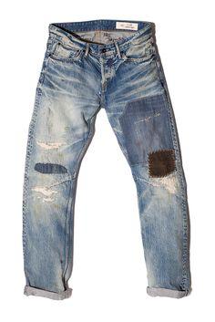 Denim working jeans