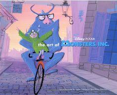 The Art of Monsters, Inc.: John Lasseter, Pete Docter: 9780811833882: Amazon.com: Books