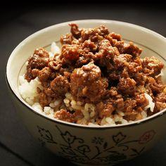【厚生廚房】必勝滷肉飯食譜、作法   厚生市集的多多開伙食譜分享