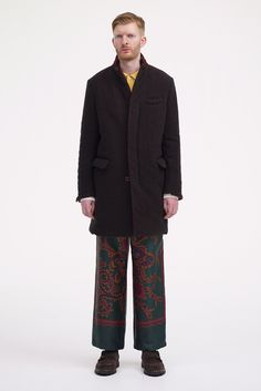 Sacai Fall 2013 Menswear - Collection - Gallery - Style.com