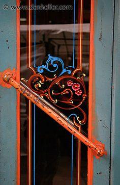 door handle . Argentina, Buenos Aires, la boca, latin america