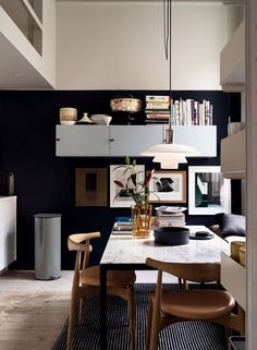 Tiny Home Interior Elle Deco Sweden.Tiny Home Interior Elle Deco Sweden Interior Design Magazine, Best Interior Design, Interior Design Kitchen, Luxury Interior, Home Design, Design Design, Luxury Home Decor, Cheap Home Decor, Apartment Interior Design