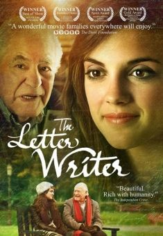 The Letter Writter... A sweet and inspiring movie about a teenager who learns about empathy, the power of the word, how to make better choices and how to love and embrace herself after she meets a letter writer living in a retirement home.