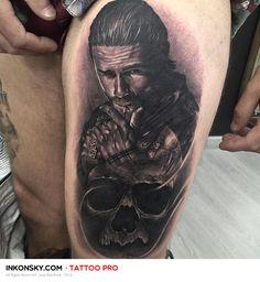 Tattoo by Jose Manfredi