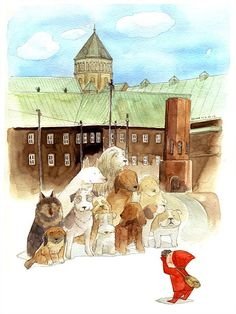 Mae Besom – Children Illustrator & Comic Book Artist from China
