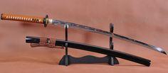 Clay Tempered Foldedsteel Unokubi Zukuri Blade Japanese Samurai Sword Katana Sha | eBay