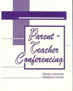 Parent-Teacher Conferencing (Paperback)