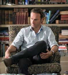 Andrew Lincoln <3