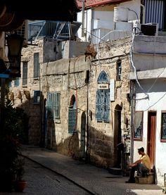 Streets of Jerusalem, Israel