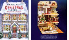 Night Before Christmas Pop-up Advent Calendar