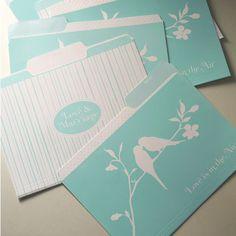 love birds wedding invitation card