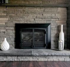 Design For Fireplace Gas Indoor Gas Fireplace, Home Fireplace, Modern Fireplace, Fireplace Design, Home Interior Design, Interior And Exterior, Electric Fires, Cold Night, Hearth