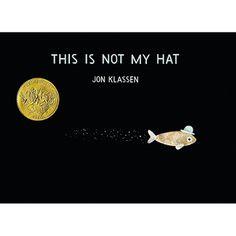This Is Not My Hat by Jon Klassen is the 2013 Caldecott Medal winner!