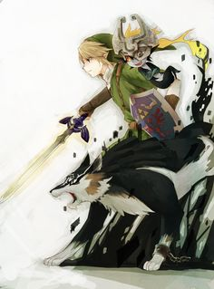 The Legend of Zelda: Twilight Princess is the Zelda Series game I have the fondest memories of. It was such a refreshing deviation from its predecessors.