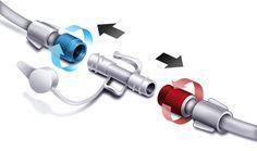 Medical Equipment - Technical Illustrator - Technical Illustration, Vector Illustration, Instructional Illustrations