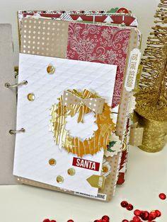 All Scrapbook Steals - The Blog: Teresa Collins Tinsel & Company