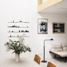 Sublimez votre intérieur avec des fixations murales ! À partir de 29€ Production française 🇫🇷 Simple Designs, Interior Architecture, Bedrooms, Sweet Home, Houses, Gardening, Interiors, Decorating, Boutique