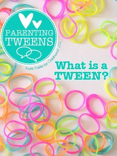 Parenting Tweens: A series by @Katepickle - Picklebums.com at Childhood 101. Do you have a tween?