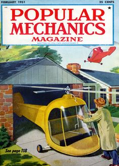 Popular Mechanics is in the business of predicting. Whether it's tech trends, concept cars or tomorrow's top science, we have been looking forward on the printed page throughout our 100-plus-year history. And it's not always accurate.