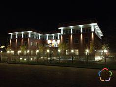 Офис строительной компании Скопа г. Железнодорожный. Fundermax 0161 и 0027