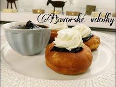 Legendární jablečný koláč Chocolate Velvet Cake, Cakepops, Baked Potato, Muffin, Food And Drink, Pudding, Cooking, Breakfast, Ethnic Recipes
