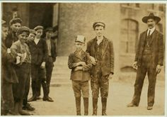 CHILD LABOR: Closing hour Loray Mill, Gastonia, N.C. November 7, 1908.