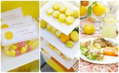 Ladies Lemony Luncheon  hosted and styled by CREATIVE JUICE