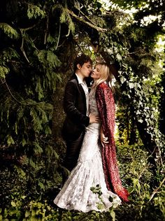 Kate Moss marries Jamie Hince, as written by Hamish Bowles