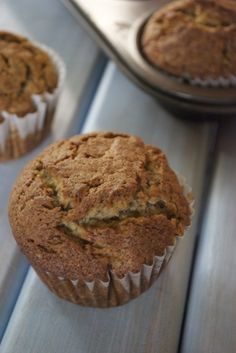 Gluten-Free Muffin Recipe by Bethany Ried  more also at: communityeats.tumblr.com
